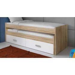 PIEDRA Compacto 2 camas y...
